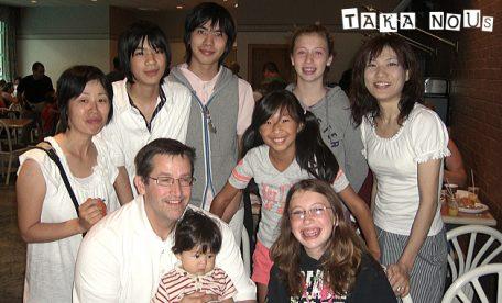 パパもママも、お兄ちゃんもお姉ちゃんも、みんなの健康と笑顔がファミリーの幸せです
