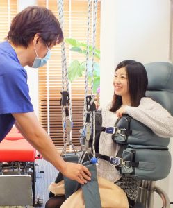 腰痛にはプロテックの併用がとても効果的です