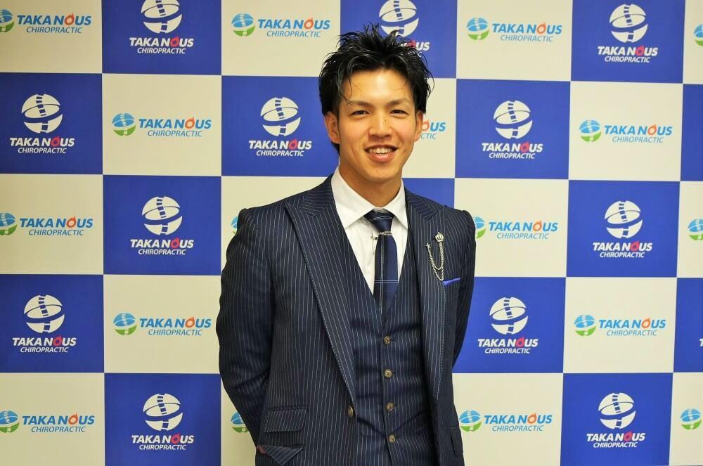 福岡市の整体タカノスでスマイル~高松宮賜杯で全国優勝した野球部エースも久しぶりに登場!
