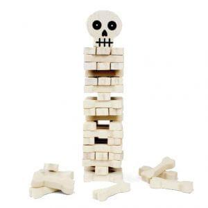 積み木のようにバランスよく積み重なる背骨