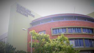 留学先のクリーブランドカイロプラクティック大学