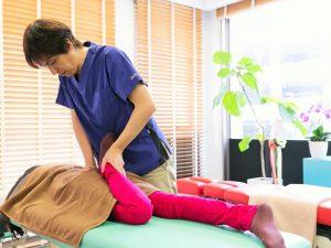 筋膜リリースと運動療法