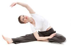適度な運動が股関節の機能を高めます