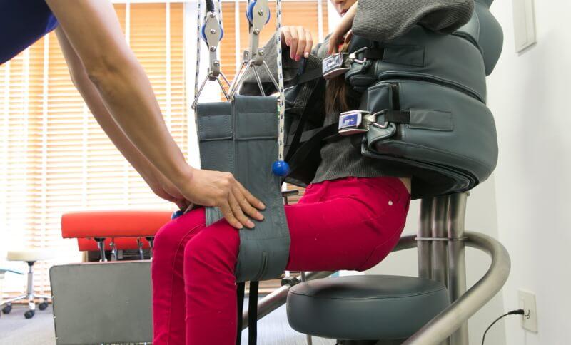 プロテック|椎間減圧療法|福岡市の整体