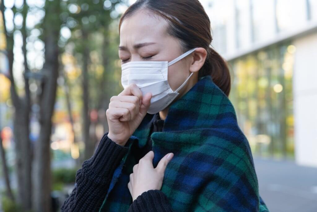 新型コロナウイルスの流行
